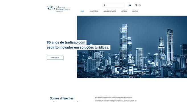 Advocacia Portugal Gouvêa - Projeto Hawkz
