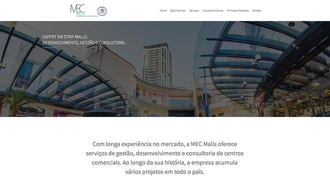 MEC Malls - Projeto Hawkz